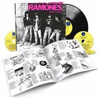 Ramones - Rocket to Russia - 40th Anniv Deluxe - 3CD/1LP