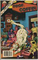 Professor Coffin 1985 series # 20 very fine comic book