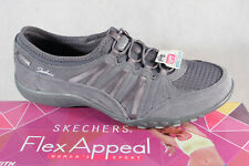 Skechers Slippers, Sneakers Low Shoes Trainers Gray New