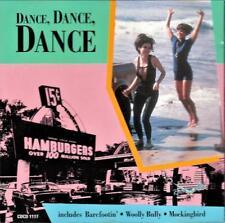 DANCE, DANCE, DANCE  - VARIOUS ARTISTS (NEW CD )