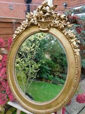 antique mirror FRANCE DORURE fine wall really old mirror