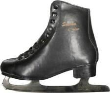 Sico Sascha Eiskunstlauf Schlittschuhe in schwarz