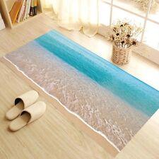 Beach HUGE Vinyl Floor Stickers 120cm X 60cm Sheet