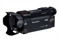 Panasonic 64GB SD 4K video camera HC-WXF990M-K (black) From Japan Version NEW