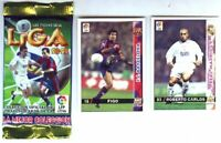 Liga 1998-1999 Mundicromo Lotto 30 Bustine Cards
