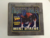 MARVEL BOWEN NIGHTCRAWLER MINI-STATUE #2146/4000 X-MEN MIB RARE(RED GOLD AMAZING