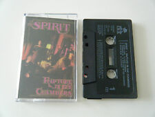 SPIRIT - RAPTURE IN THE CHAMBERS - CASSETTE TAPE - I.R.S. (1989)
