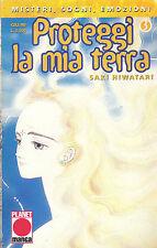 PROTEGGI LA MIA TERRA  n.3  manga a 1€