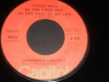 LAWANDA LINDSEY NM- Paint Me A Picture 45 Today Will Be The First Day of Rest