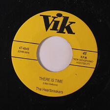HEARTBREAKERS: There Is Time / It's O.k. With Me 45 (repro) Vocal Groups