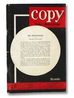 Copy: Today's Better Fiction, Volume 1, No. 1, Spring 1950