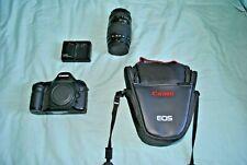 Canon EOS 5D 12.8MP Digital SLR Camera, Carry Case, Tamron 70-300mm Lens