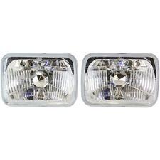 StyleLine New Headlights Driving Head lights Headlamps Set of 2 Chevy K1500 Pair