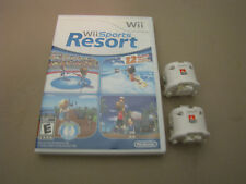 Nintendo Wii Sports Resort with 2 Motion Plus Attachments