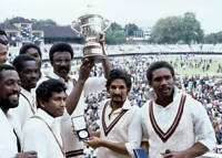 West Indies Cricket Great, Test Captain Viv Richards No 135 OLD LARGE PHOTO