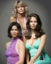 """CHARLIE'S ANGELS"" CAST FROM THE ABC TV SERIES - 8X10 PUBLICITY PHOTO (YW008)"