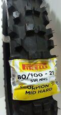 Copertone 80/100-21   51R  ENDURO/CROSS ANTERIORE PIRELLI scorpion E1