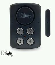 130dB DOOR ALARM Contact & Vibration Alarm for Shed or garage - Free delivery