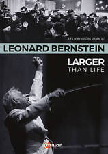 Leonard Bernstein: Larger Than Life (DVD, 2016)