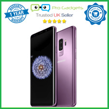 Samsung Galaxy S9 Plus 128GB Purple Dual SIM G9650 Unlocked S9+ 1 Year Warranty