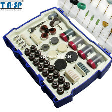 268 PC Dremel Rotary Tool Bit Set Mini Drill Accessories for Grinding Polishing