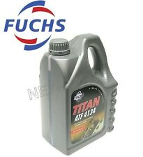 For Mercedes Automatic Trans Fluid ATF 4134 Fuchs Titan 4-Liter 001989680313