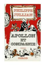 Apollon Et Compagnie by Philippe Jullian (Softcover 1974)