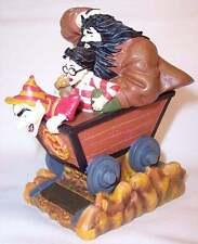 Harry Potter Secret Boxes Harry & Hagrid at Gringotts Collectible Figurine