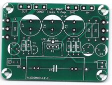 Class A JLH1969 Amp PCB DIY