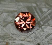 2.80 ct Red Pink Zircon Tanzania