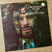 "VAN MORRISON ""His Band & The Street Choir""  --  1970 LP First Pressing in Shrink"