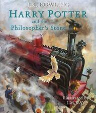 HARRY POTTER AND THE PHILOSOPHER'S STONE : illustrée EDITION par Jim Kay