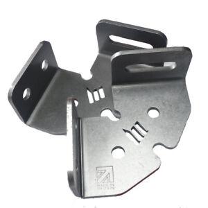 2no. (PAIR) 90° Rapid EZ Square 90 Degree Welding Clamp Speed Weld Table Modular