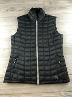 Roper Vest Women's Size S Puff with Pockets Full Zip, Black   NEW NWT
