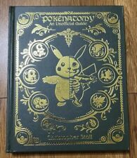 Pokenatomy Unofficial Pokemon Anatomy Guide Book Leatherbound Edition, SHIPS NOW