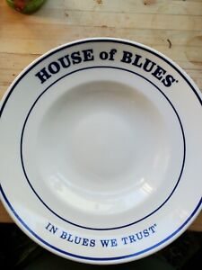 "House Of Blues Rubicon Vertex 12 "" Bowl in blues we trust"