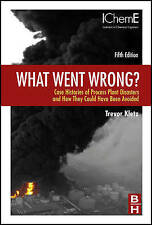 What Went Wrong?: Case Histories of Process Plant Disasters and How They Could Have Been Avoided by Trevor A. Kletz (Hardback, 2009)