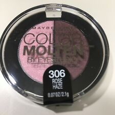 306 ROSE HAZE Maybelline by Eyestudio Color Molten Eye Shadow