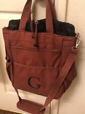 Picnic Time Picnic Red With G Design Insulated Waterproof Cooler