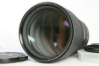 Near Mint NIKON AF NIKKOR 180mm F2.8 ED IF Lens with PL Filter from Japan