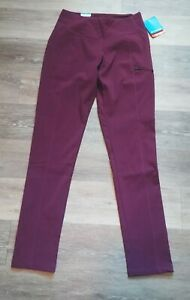 NWT Columbia Womens Malbec Omni Shield Active Fit Straight Leg Pants Size S