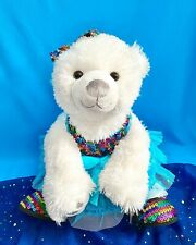 TURQUOISE SEQUIN OUTFIT   BUILD-A-BEAR CLOTHES