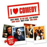 Various Artists - I Love Comedy (CD) (2004)