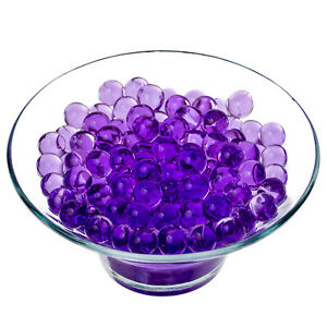 1 x 20g Water Aqua Beads Crystal Plant Vase Filler Home Wedding Table Decoration