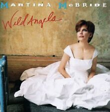 MARTINA MCBRIDE - WILD ANGELS - 078636650920 - BRILLIANT CD ALBUM 1995