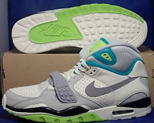 Nike Air Trainer SC II 2 QS Sail Grey Aquamarine Bo Jackson SZ 8.5 (617854-100)
