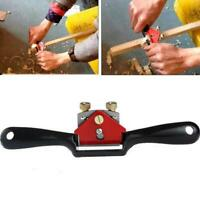 Metal Woodworking Blade Spoke Shave Manual Planer Plane Deburring Hand Tools