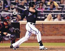 Kirk Nieuwenhuis Milwaukee Brewers/New York Mets Autographed 8x10 Photo