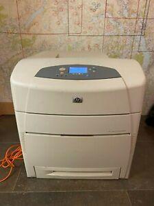 HP Hewlett Packard Colour Laser Jet 5550n A3 Printer