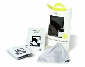 Anti Bacterial Screen Cleaning Kit Wipes & Cloth Smartphone Phone iPad Tablets